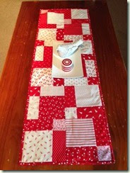 Winter Wonderland Xmas Table Runner