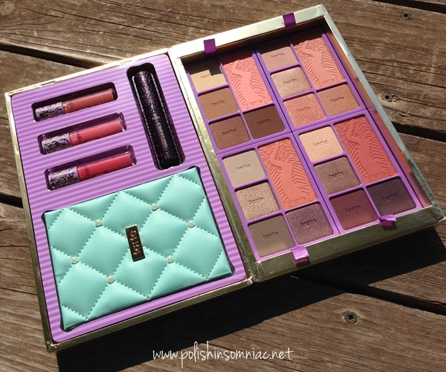 Tarte Away Oui Go Collector's Set and Portable Palette
