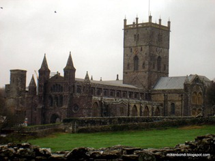 St David's Cathedral, Wales (2)
