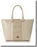 Ted Baker Cream Leather Tote