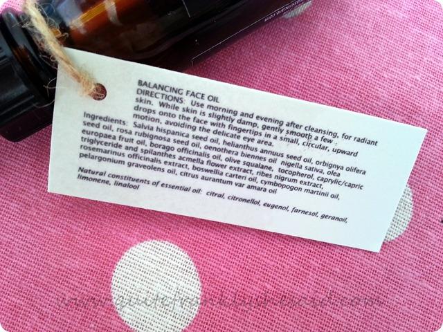 Kadria Skincare Balancing Face Oil Skincare (1)
