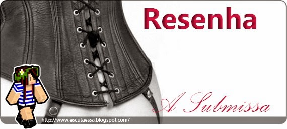 Banner Resenha - A Submissa