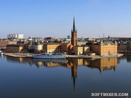 туры в Стокгольм
