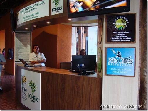 Centro de Visitantes Parque Nacional Iguaçu