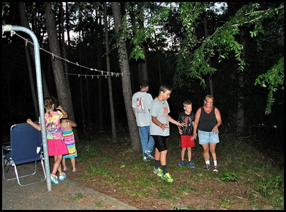 23 - hunting for lightening bugs