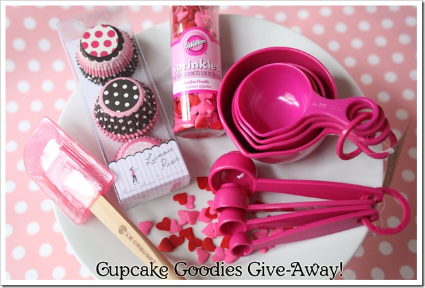 cupcake goodies give-away copy