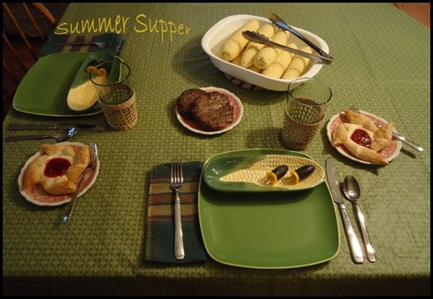Plastic Summer Supper