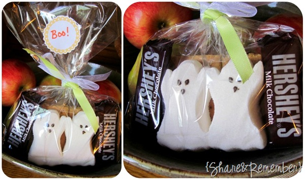 ghost smores