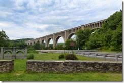 Tunkhannock Viaduct in Nicholson PA