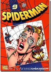 P00010 - Coleccionable Spiderman #9 (de 50)