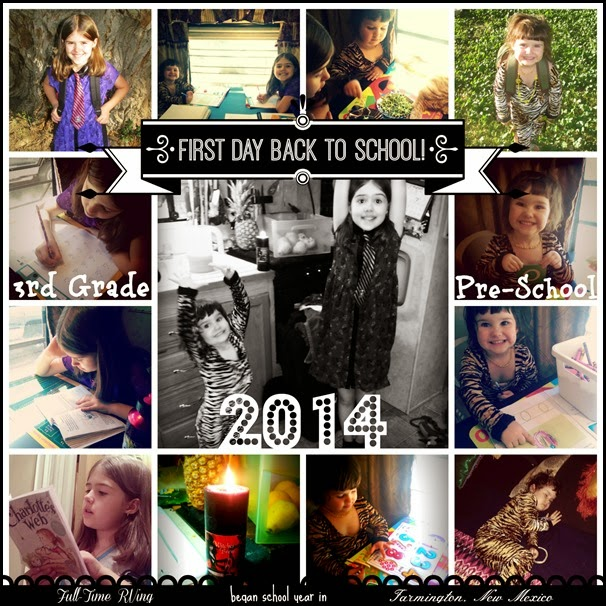 1st day collage