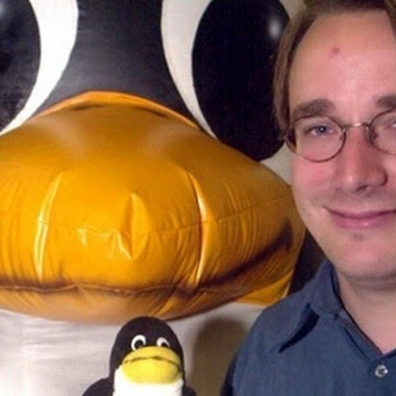 La biografia di Linus Torvalds, papà di Linux.