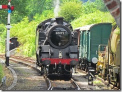 Llangollen Steam Train 021