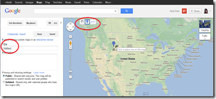 Using Google Maps to Increase Understanding in the classroom