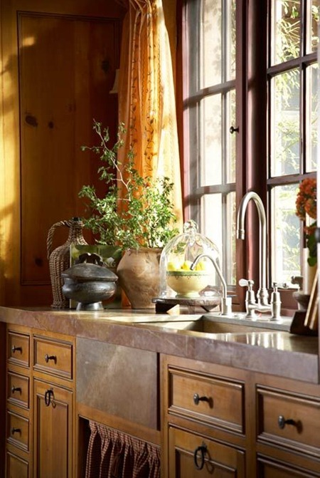 all-wood-kitchen-cabinets