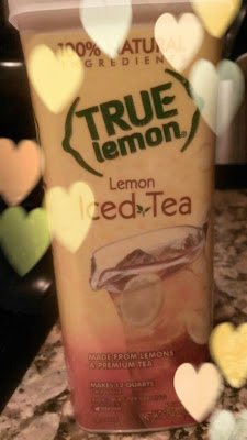laurel likes it true lemon iced tea mix