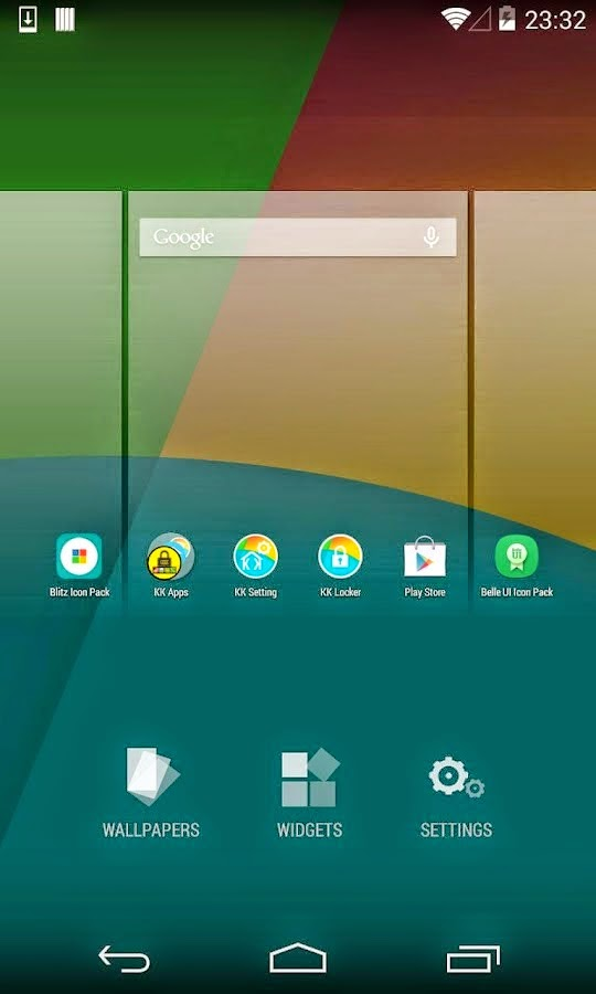 Android Zone: KitKat Launcher Prime v4.6 Apk
