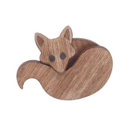 tatty devine fox brooch