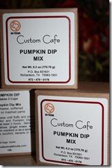 Custom Cafe Dip