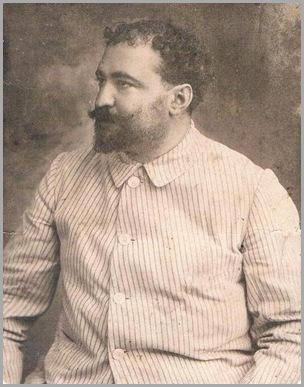Vicente Blasco Ibañez - 1900_