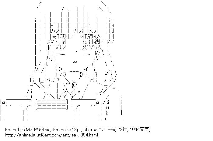 咲,エイスリン・ウィッシュアート