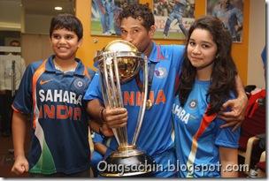 Sachin Tendulkar Sara Tendulkar India v Sri makcQRWcweTl