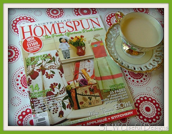 Homespun diva diner 1