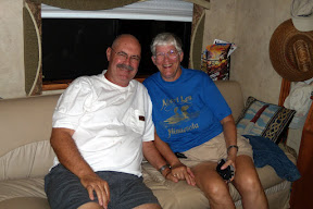 Jim and Dee Walters - fellow fulltime RVers - tumbleweed-jimdee.blogspot.com