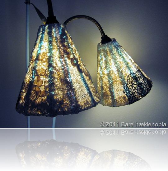 Lampeskærme efter (aften)
