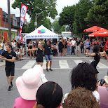 Salsa in Toronto festival in Toronto, Ontario, Canada