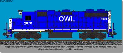 OWL gp38