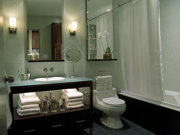 ديكورات حمامات مميزة 2020 ديكورات