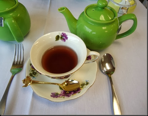 A Tea Affair room tea