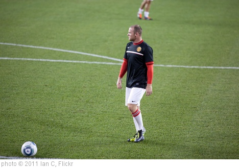 'Wayne Rooney' photo (c) 2011, Ian C - license: http://creativecommons.org/licenses/by-sa/2.0/