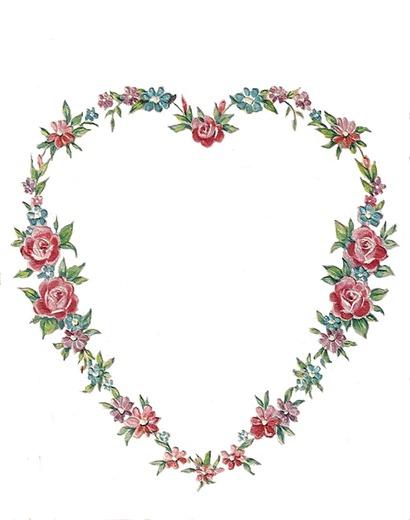 pinkheartvalflowers