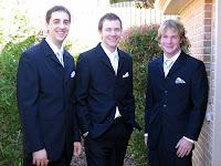Gerrod, Ben, and Dave