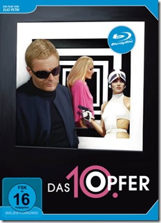LA DECIMA VITTIMA. Cover.BD.DE.Daruma.view.Cinema