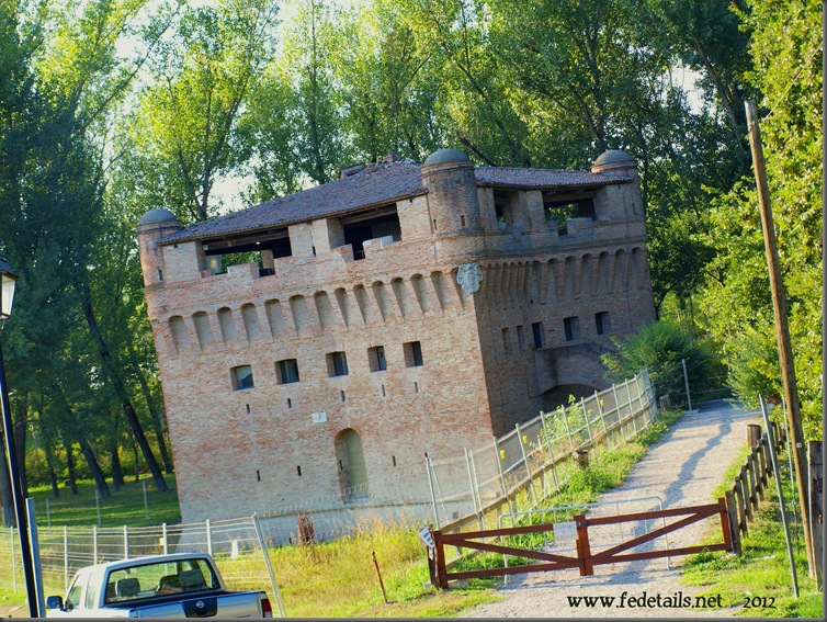 Rocca possente di Stellata al Made Expo 1 , Ferrara, Emiliaromanga, Italy - Property and Copyright of www.fedetails.net