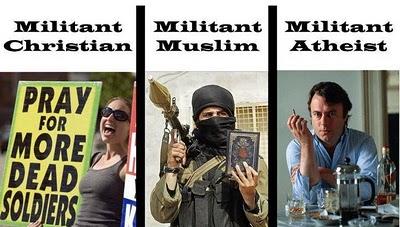 Militant Atheist