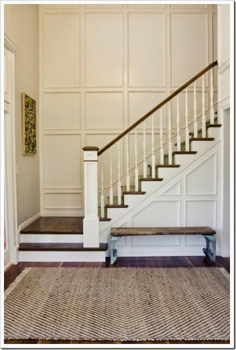 Milk-and-Honey-wainscoting-stairs-533x800