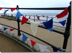 saltburn knitted bunting