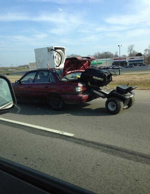 Eu acho que você esta usando o veículo errado 1