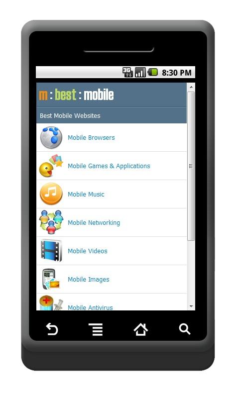 Descargar mBest Mobile para celulares gratis