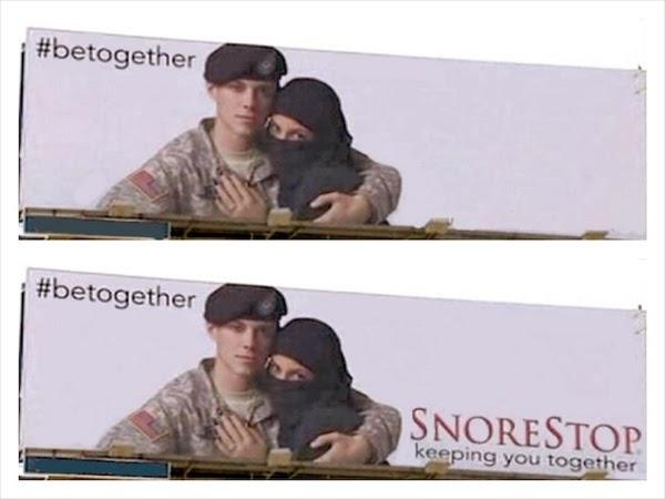 billboard ADV SnoreStop