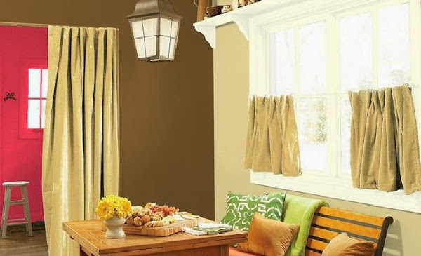 1 Wall Color Ideas