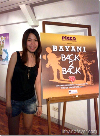 PICCA bayani back to back