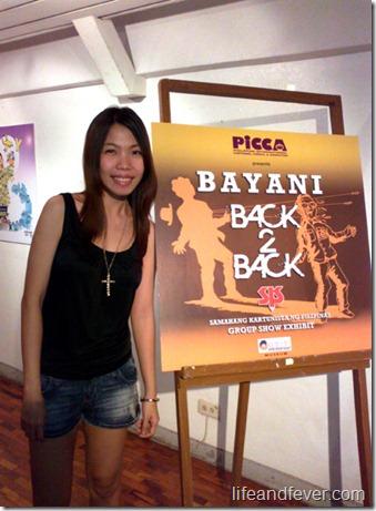 PICCA bayani back to back
