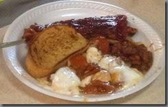 Spare rib dinner_resize
