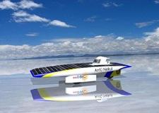 Auto-solar-carrera
