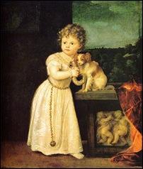 Titien, Portrait de Clarissa Strozzi 1542